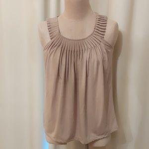 August Silk blouse Medium